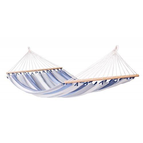 Alisio Sea Salt - Dobbelt-hængekøje med tværpind outdoor