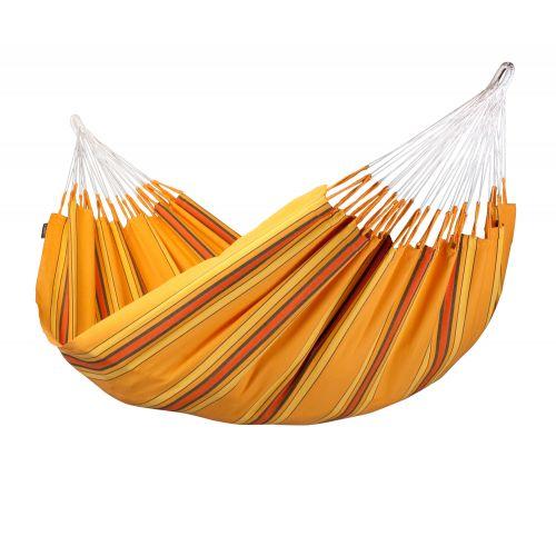 Currambera Apricot - Klassisk dobbelt-hængekøje i bomuld