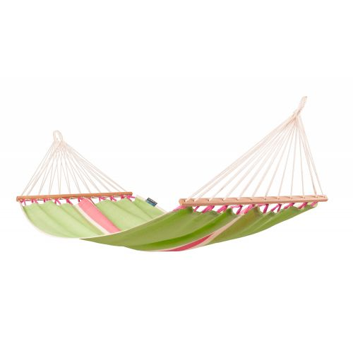 Fruta Kiwi - Single-hængekøje med tværpind outdoor