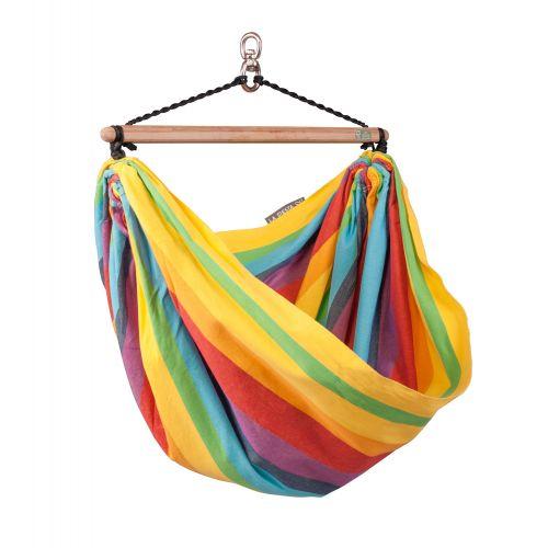 Iri Rainbow - Børnehængekøjestol i bomuld