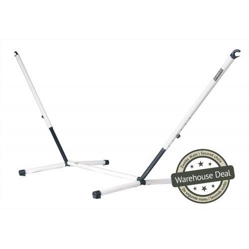 Nautico Cool Grey - Pulverlakeret stål- stativ til single-hængekøjer