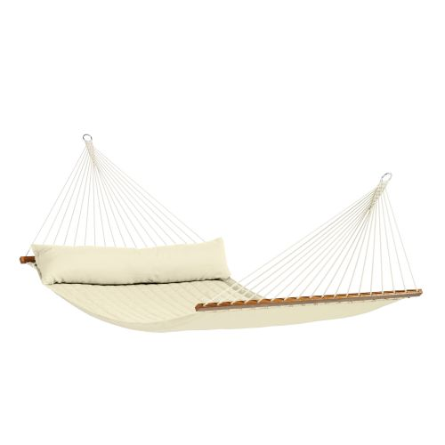 Alabama Vanilla - Foret Kingsize-hængekøje med tværpind
