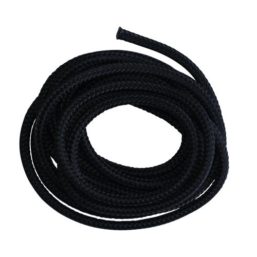 Extension Rope Black - Reb af polyester